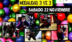 paintball evento extremo extremard deporte