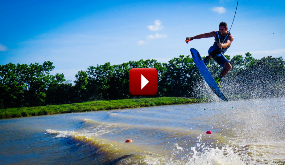 WILLEM BOUMA VIDEO WAKEBOARD RD FT