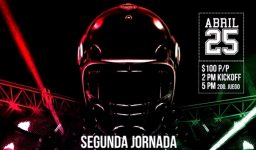 2da jornada football americano republica dominicana ft