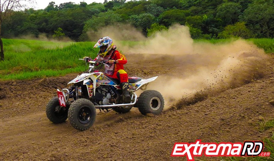 max cruz gana 1er lugar categoria pre experto 3era puntuable atv 2015 ft