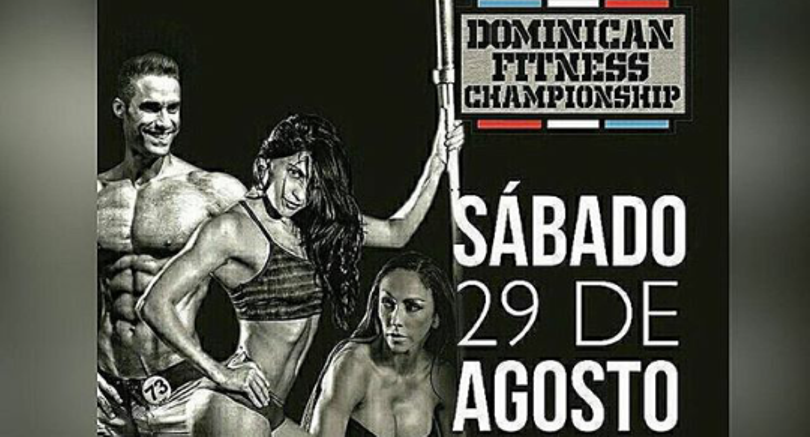 dominican fitness championship ft 2