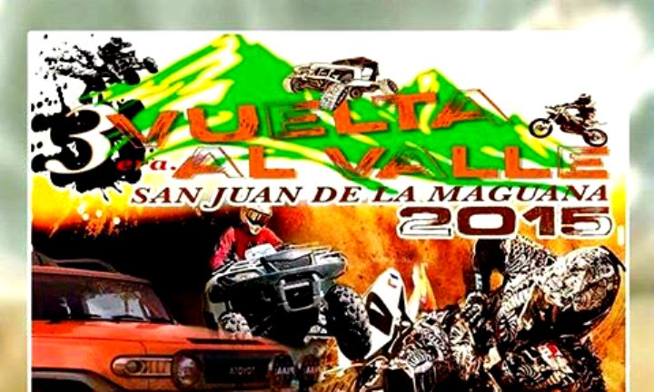 3era vuelta al valle de san juan de la maguana atv mx 2015 extremard four wheel ft