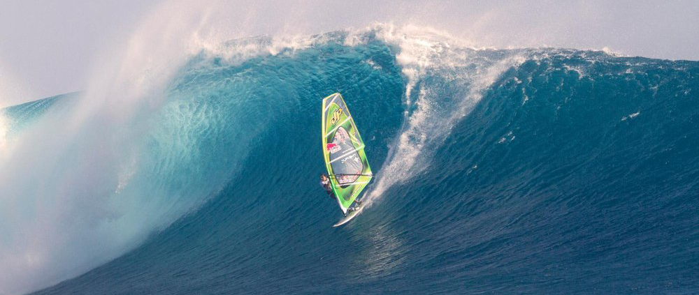 Jason Polakow Windsurf extremard