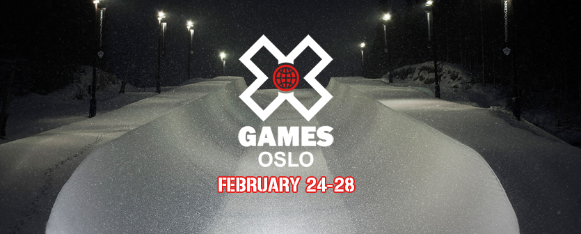 Oslo X Games extremard