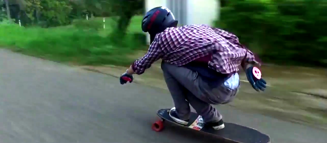 jeremy video longboard deportes extremos extremard