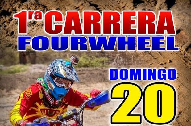 1ra Carrera De Four Wheels extremard