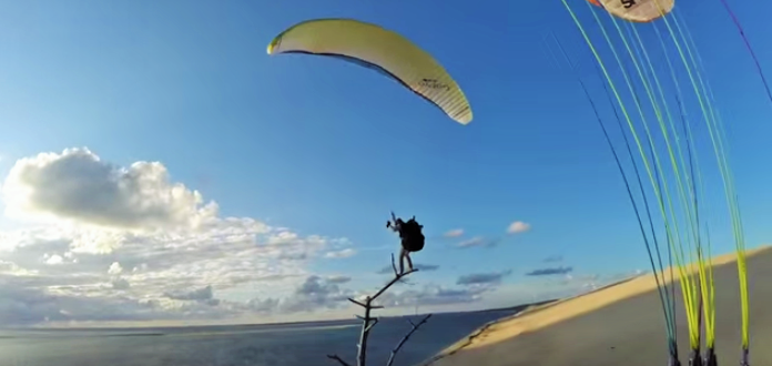 extreme paragliding extramard