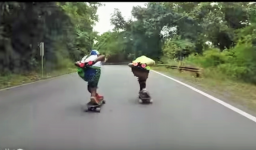 longboard video extremard