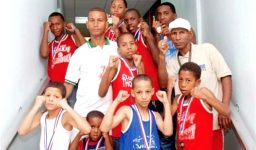 billy thompson boxeo extremard